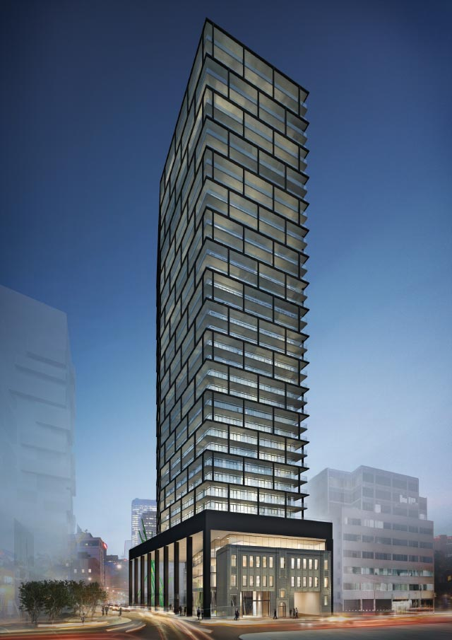 117 Peter St rendering